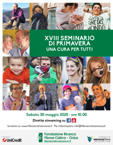 Save the date Seminario di primavera